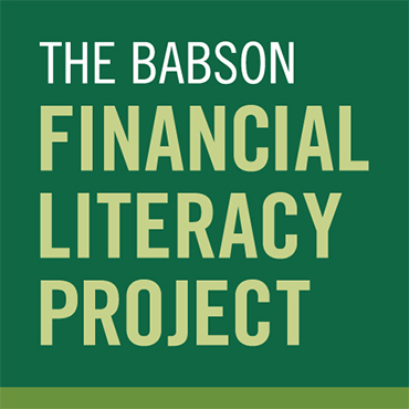 The Babson Financial Literacy Project Logo