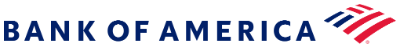 Logo Bank Of America Horizontal