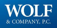 Logo - Wolf and Company