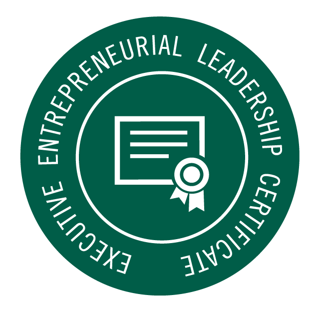 Babson Executive Education Certificate Program Badge