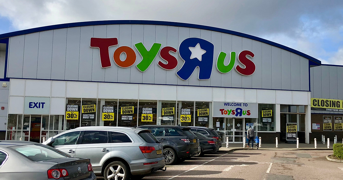 I'm a Toys R Us Kid, But I've Grown Up!
