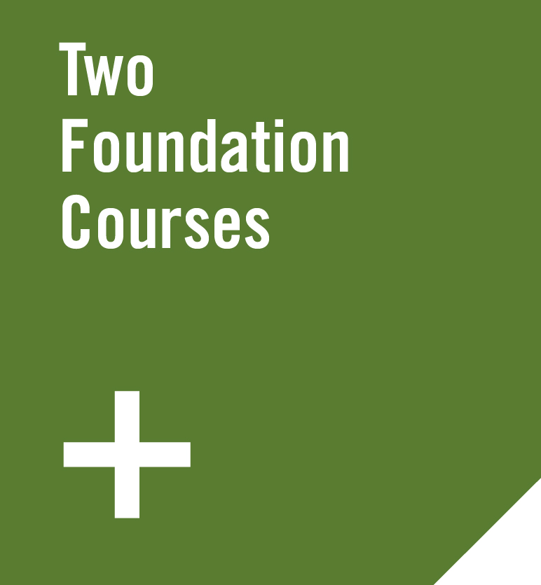 Two Foundation Courses