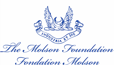 The Molson Foundation logo